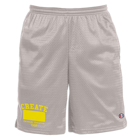 Physical Education Shorts (Silver)