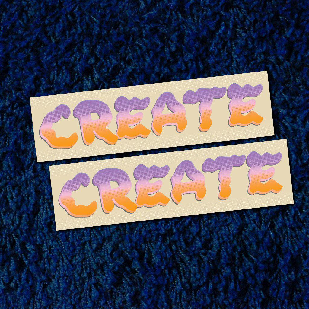 SUNRISE Box Sticker 2 Pack