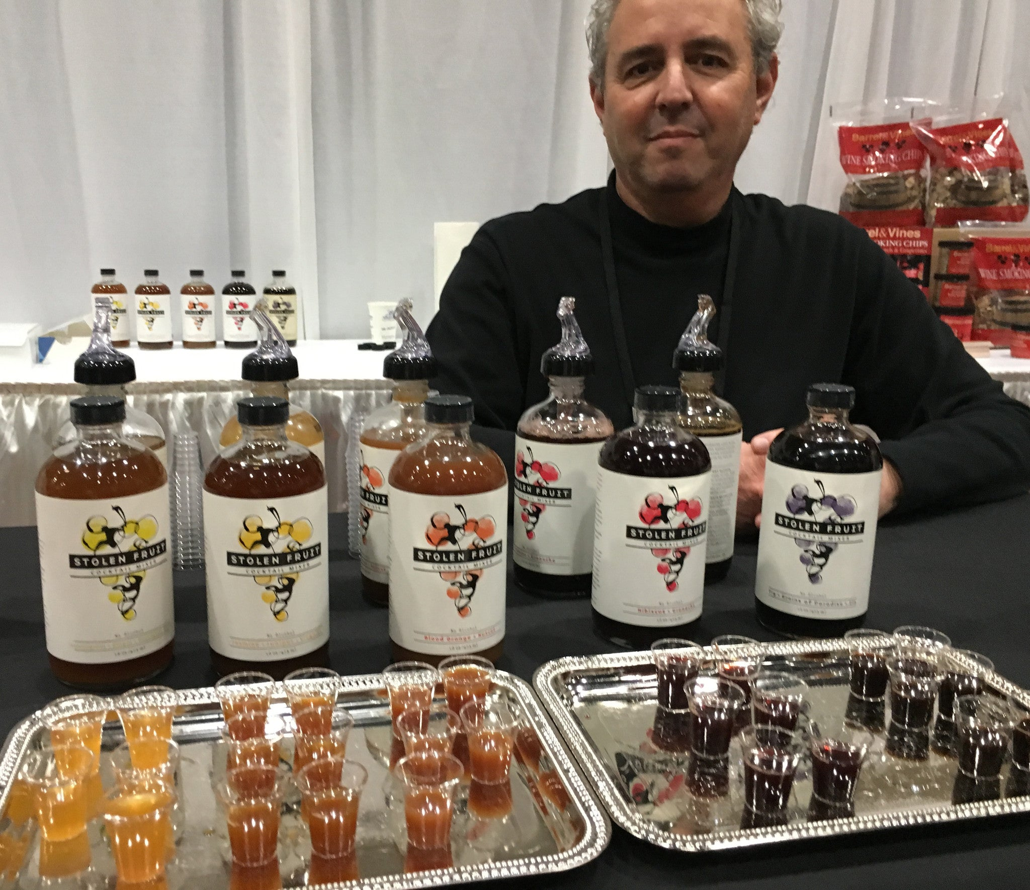 Success at Fancy Food Show!