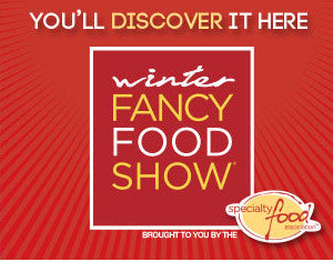 Visit us at the Fancy Food Show