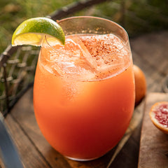 Virgin Blood Orange Punch