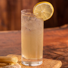 Juniper Jasmine mocktail