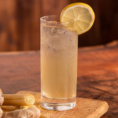 Lemongrass Ginger Spritzer