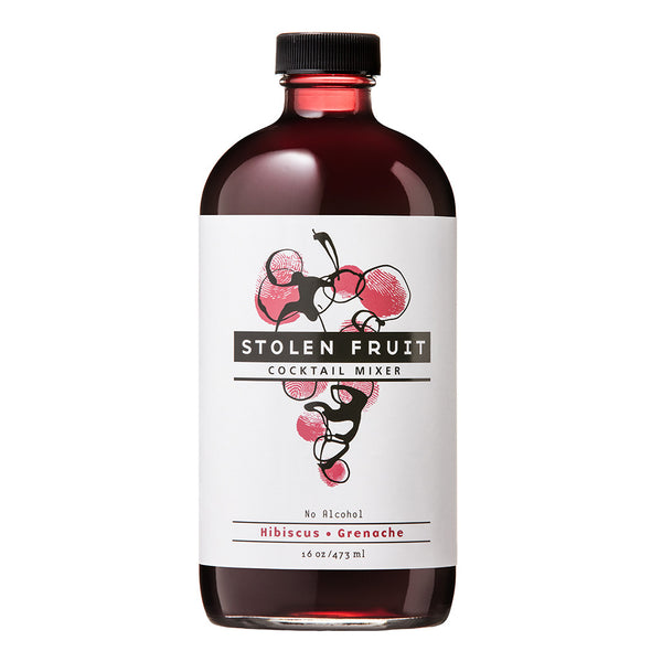 Stolen Fruit Hibiscus Grenache Cocktail Mixer
