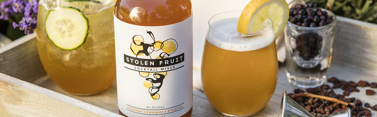 Stolen Fruit Jasmine Juniper Mixer