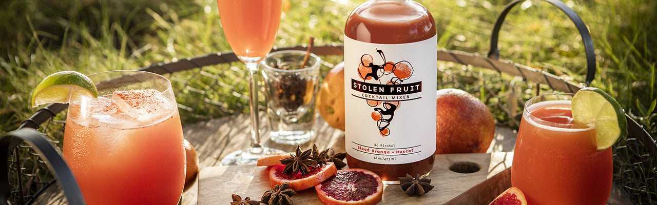Stolen Fruit Blood Orange Muscat