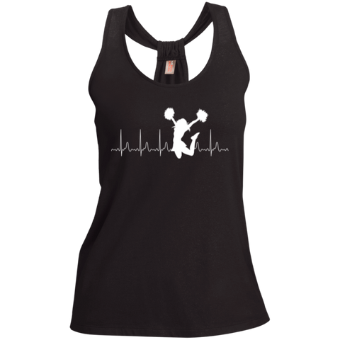 Cheer Heartbeat - Sporty Tees - 1
