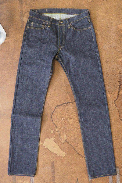 02115 Slim straight - Kaihara 16.75oz selvedge denim - Paleo Denim - 1