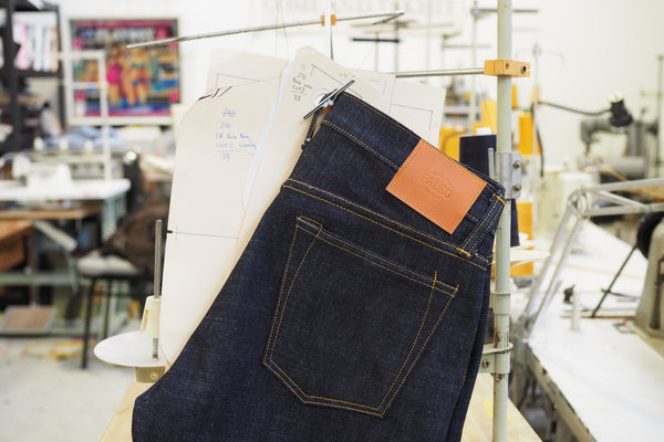 Made to Measure - Men's Custom Jeans - Paleo Denim - 4