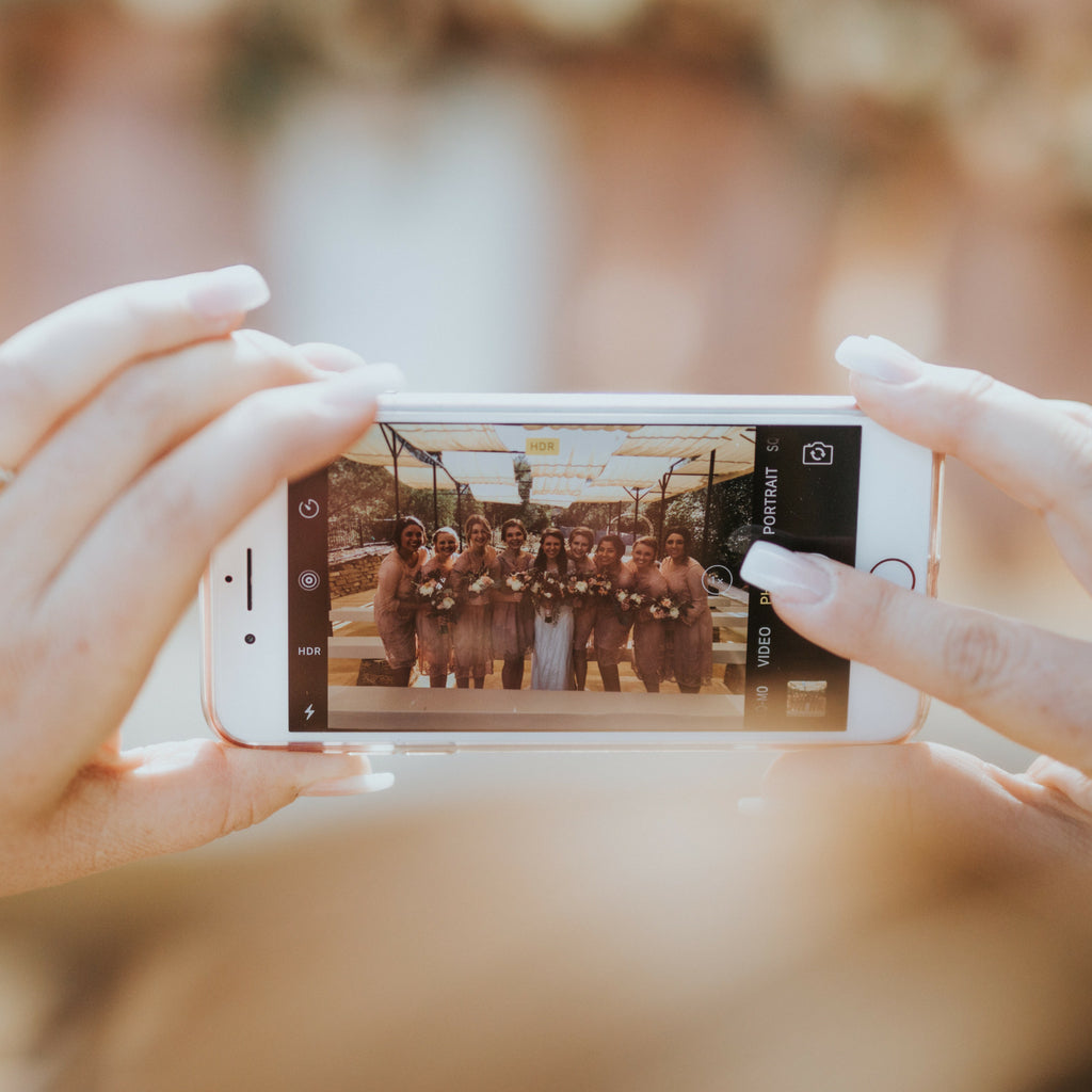 How to Improve Your Cell Phone Family Photos