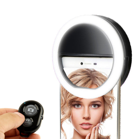 MiLite - LED Selfie Ring Light