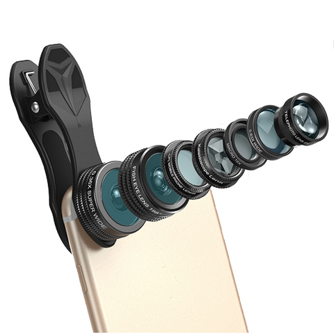 9 in 1 Phone Lens Kit