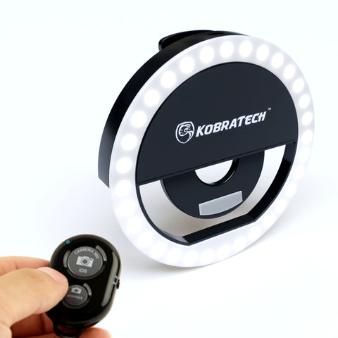 MiLite - LED Selfie Ring Light for Phone