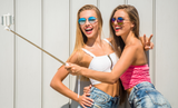The Solo Stick - Bluetooth Selfie Stick