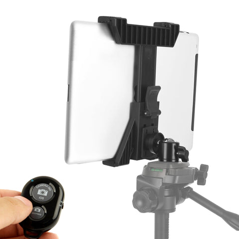 TabMount 360 - iPad Tripod Mount with Ball Head & Remote