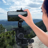UniMount 360 Pro - Heavy Duty Metal Phone Tripod Mount