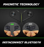 V8 Magnetic Bluetooth Headphones