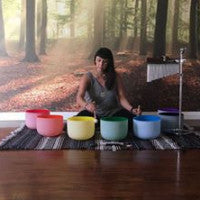 10:00 am:  Moonseed LA - Opening Sound Bath Meditation