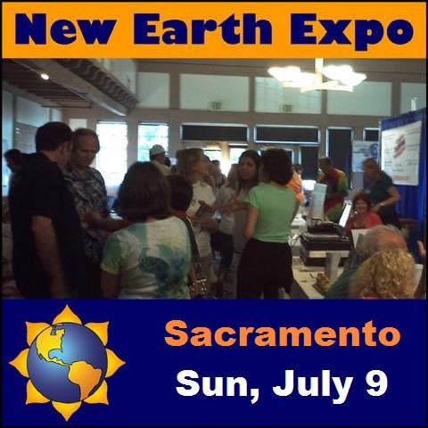 New Earth Expo 07-09-2017
