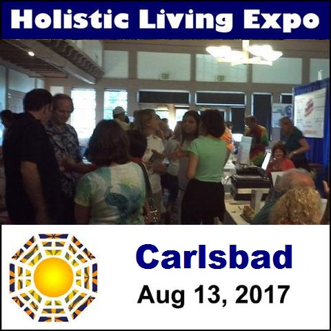 Holistic Living Expo 08-13-2017