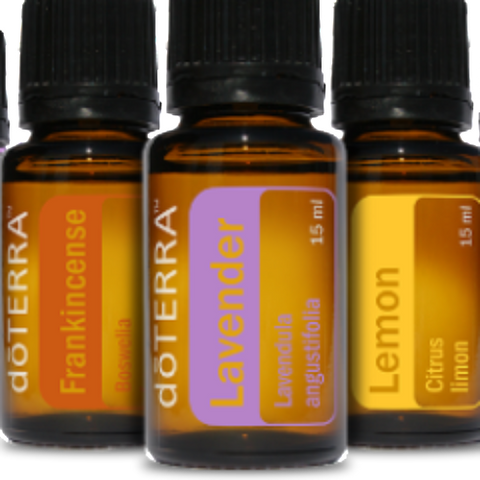 doTerra Essential Oils.