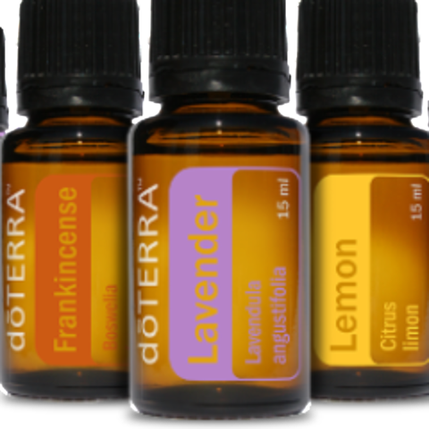 Essential Oils for Well-Being on all Levels
