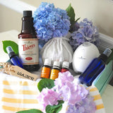 Free Young Living Essential Oils Basket from Christina Duran