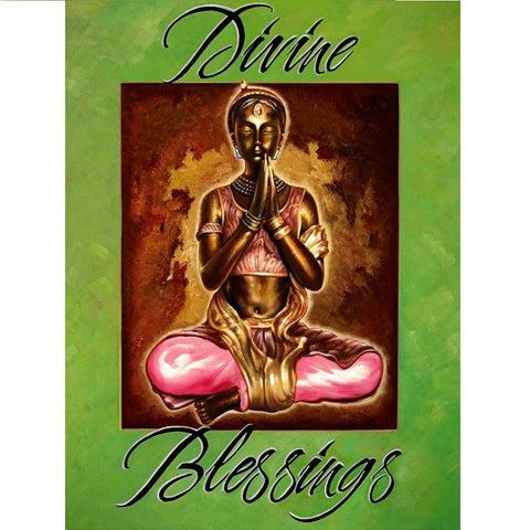 Divine Blessings, Clothing with a Cause