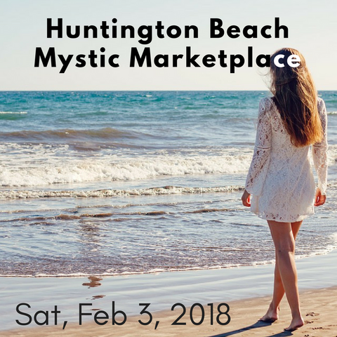 Huntington Beach Mystic Marketplace - Sat, Feb 3