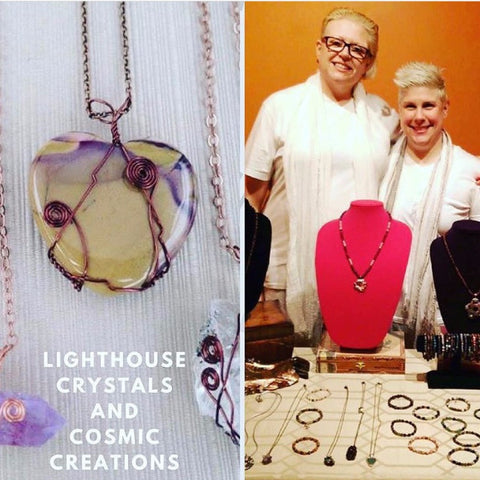 Lighthouse Crystals & Cosmic Creations