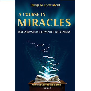 Book on Course in Miracles