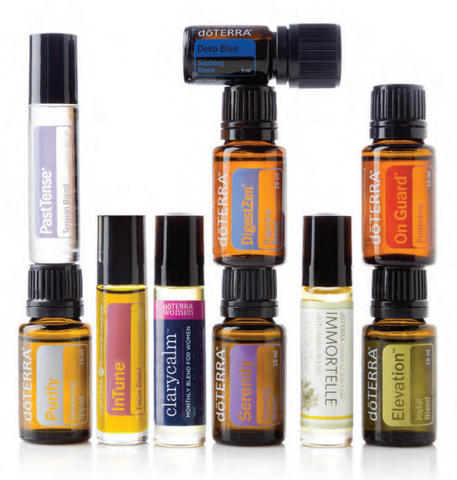 doTerra Essential Oils for Better Living