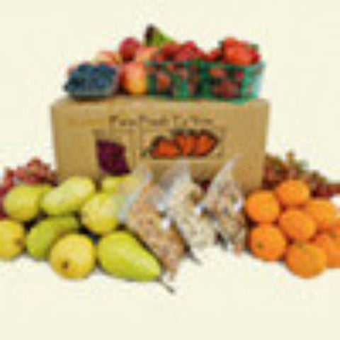 Organic Produce Delivered to your Doorstep