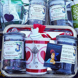 Gift Tray of Tea from Jenay at Kitchen Witch Gourmet