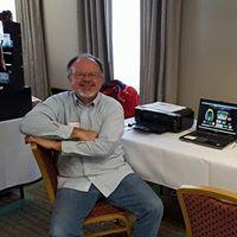 Aura Image & Report with John Lundgren - Must do it the day of the Expo