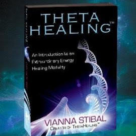 Basic DNA ThetaHealing Book, donated by Beatriz