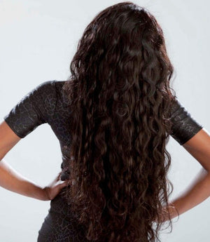 Brazilian Human Hair Body Wave Lace Front Wig (30) - $590.00 Lace Front Wig QualityHairByLawlar