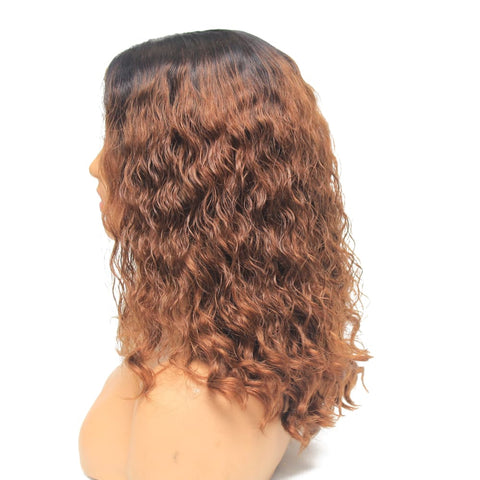 Raw Hair - Vietnamese Loose Wave Ombre Lace Front Wig - Medium - 56cm $315 Lace Front Wig QualityHairByLawlar