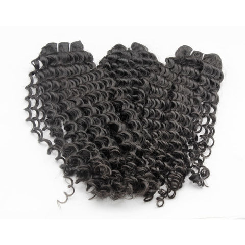 Vietnam Human Hair Extensions (Deep Wave) - 16 $90.00 Vietnamese Raw Hair Extensions QualityHairByLawlar