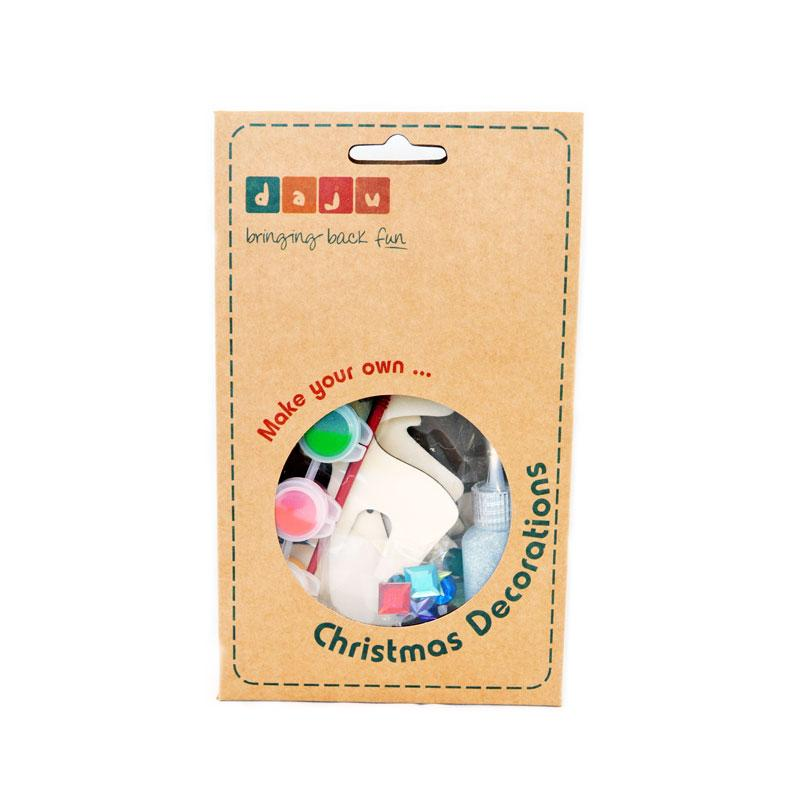 Daju Christmas Decorations Kit - Craft Set for Kids
