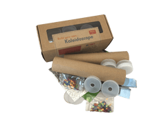 Daju DIY Kaleidoscope Craft Kit - A craft set to build 2 Kaleidoscopes