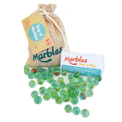 Marbles playground game