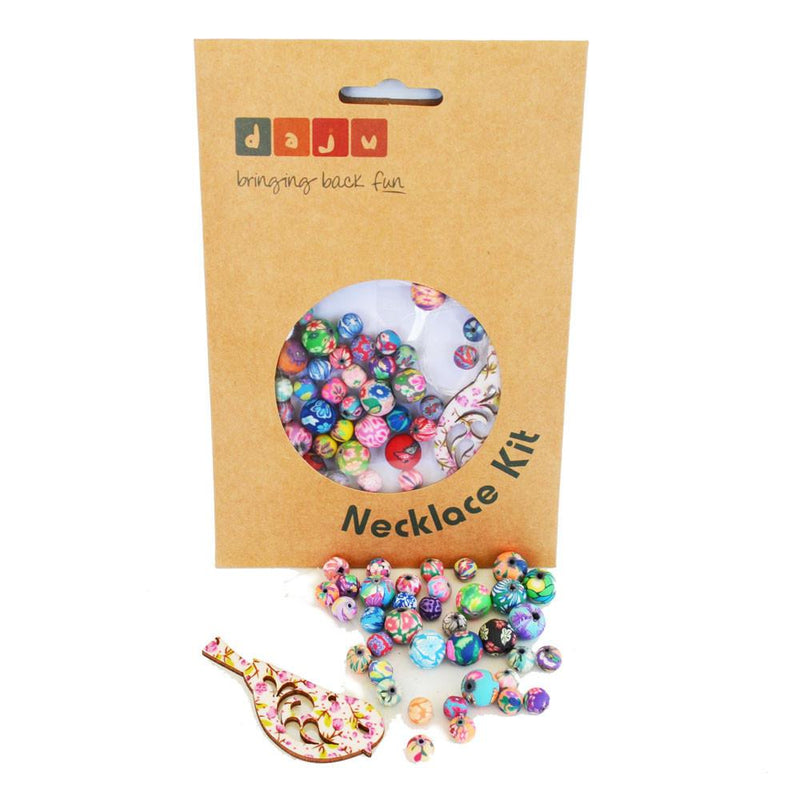 Daju Necklace Kit - Craft Set for Kids - Daju Toys
