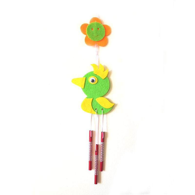 Daju Wind Chime – Parrot – Craft Kit for Kids