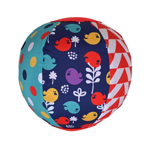 Balloon Ball in Birds design - Seconds Sale