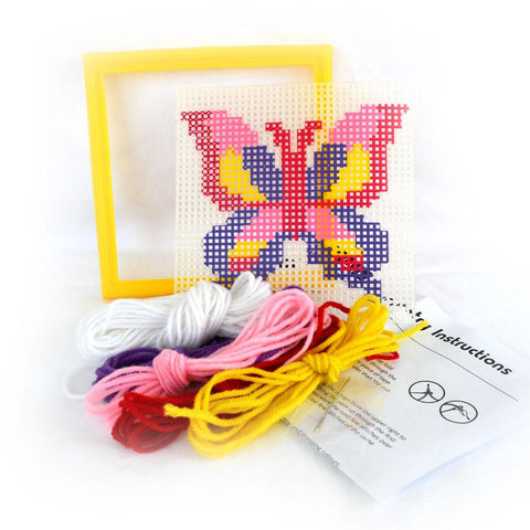 Tapestry Kit - Butterfly