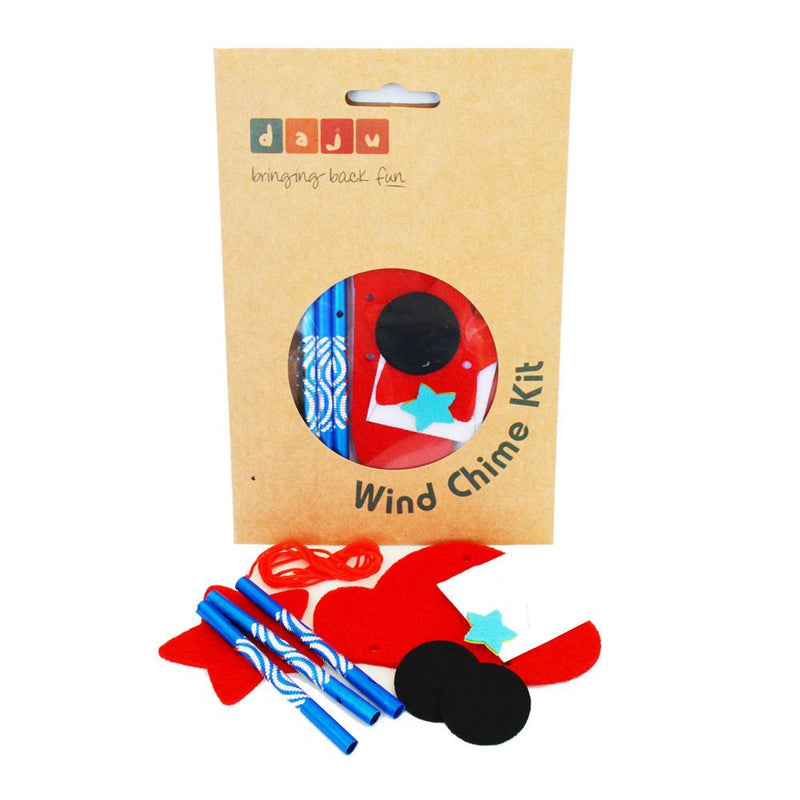 Daju Wind Chime – Car – Craft Kit for Kids