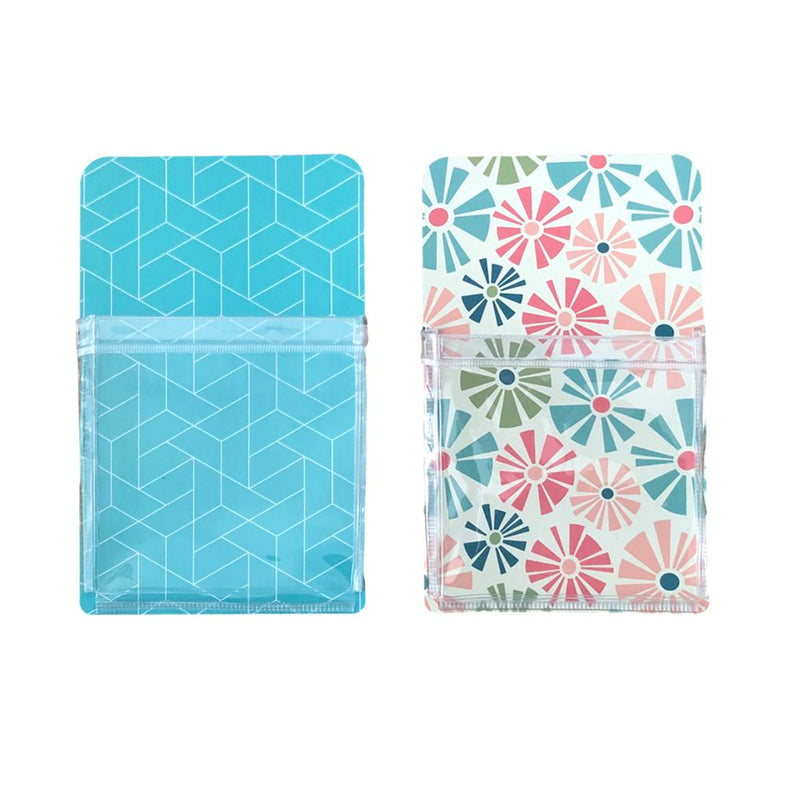 Daju Whiteboard Pockets - Set of 2