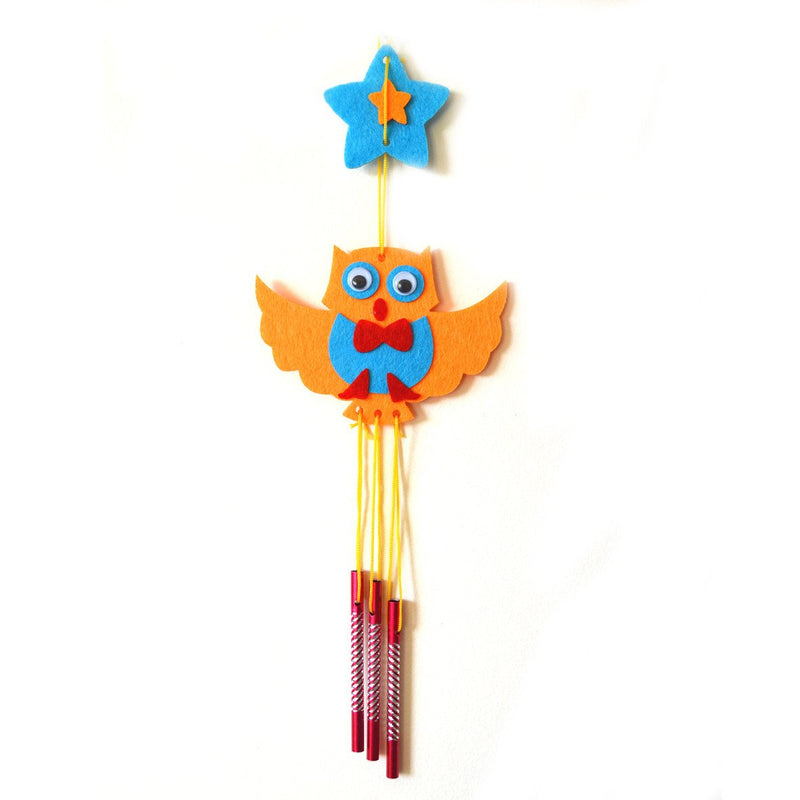 Daju Wind Chime – Owl – Craft Kit for Kids