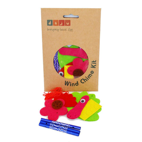 Peacock Wind Chime Kit